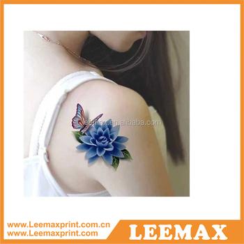 Lm China Suppliers Glitter Tattoo Sticker D Tattoo Sticker Temporary Tattoos Wholesale
