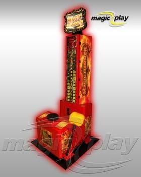 Sport Interactive Magic Hammer Arcade Game Machines Coin Operated Games -  Buy Coin Operated Games Machines Product on Alibaba com
