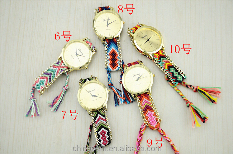 watches genuine unisex etiquette watch fashion product by com type leather thread strap