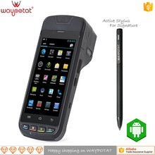 waypotat 2016 latest EMV certified mpos mobile android pos terminal with camera printer SQ27TE