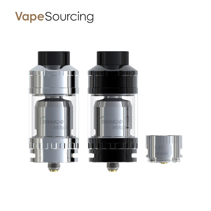 2017 trending products IJOY Tornado Hero tank RDA RTA RDTA stock offer china suppliers providing factory price