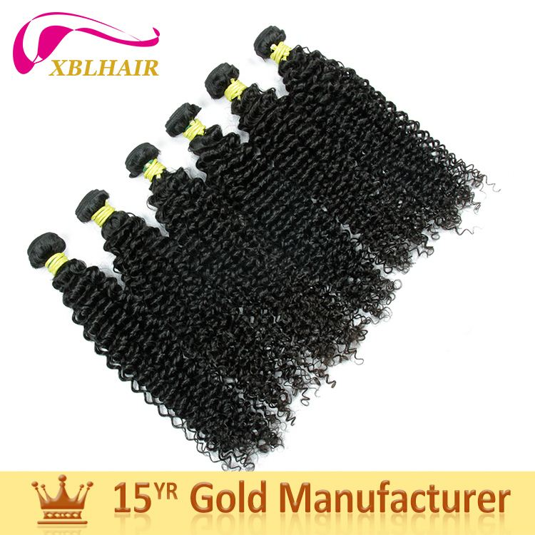 Preferred brand XBL pure and healthy braids on weft