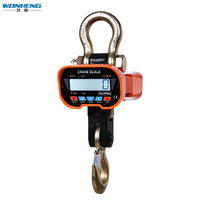 18 Years Factory 10 Ton Ocs Digital Hook Weighing Crane Scale Calibration