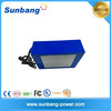 Storage battery high quality rechargeable li ion battery pack 24v 20ah for electric scooter/e-bike