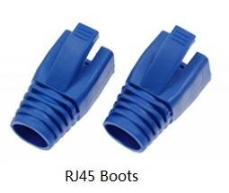 Conector de crimpado de red Cat7 blindado STP/FTP Cat.7 conector Modular 8p8c Cat 7 RJ45