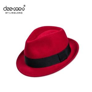 Classical Black Fedora Hats 77afa76c8c58