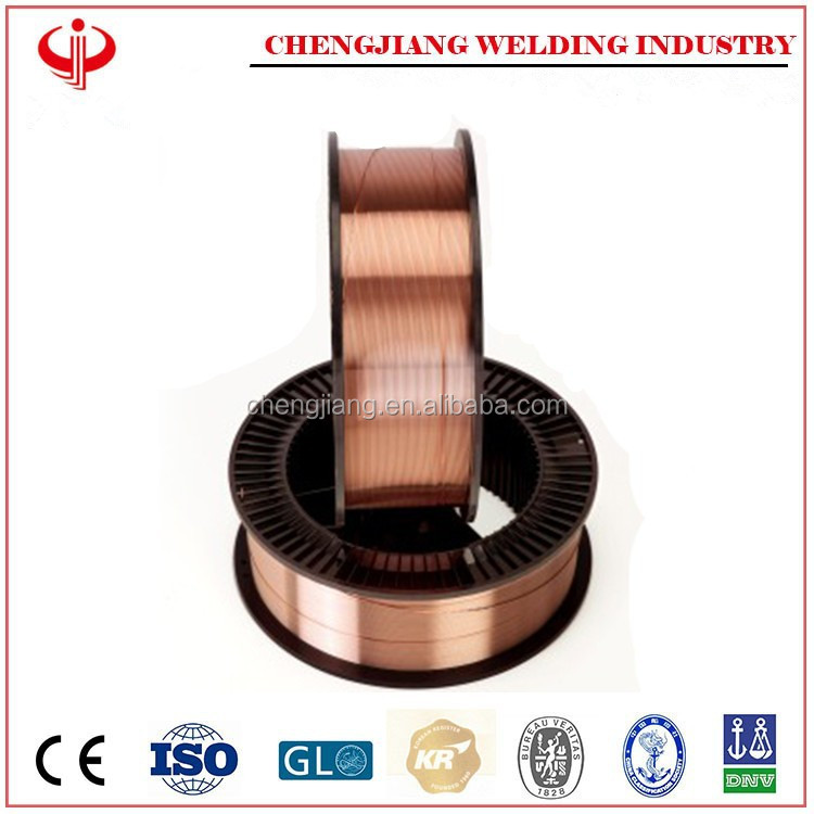 DIN EN440 mig copper welding wire 1.2mm best selling consumer products