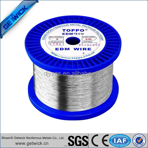 Best quality 0.1mm-10mm Ti-Ni shape Memory Alloy wire