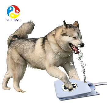 Dog Automatic Feeders Dog Drinking Fountain Styles For Dogs Pet Drink Water  Hose To Outdoor Garden