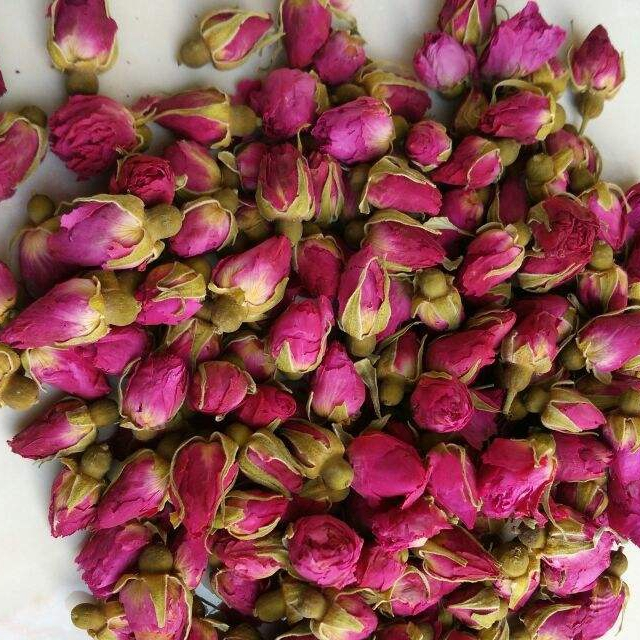 Chinese Blooming Red Rose Bud Flower Tea For Skin Beauty - 4uTea | 4uTea.com