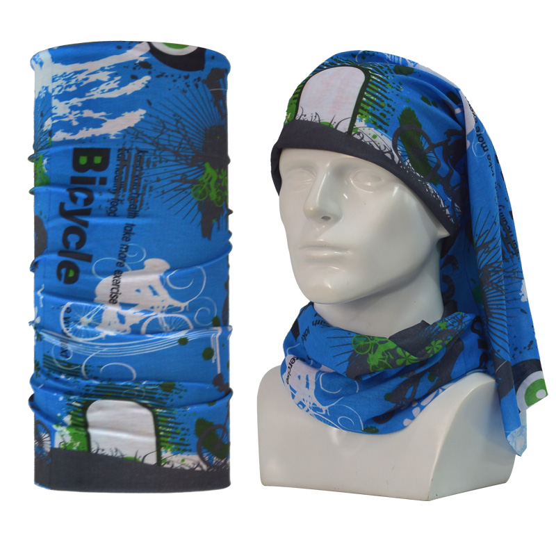 Running Athletic Scarf For Man Polyester Multifunction Fashional Seamless Cooling Headwear