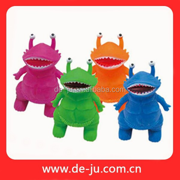 Beautiful Animal Rubber plastic Soldiers Toys