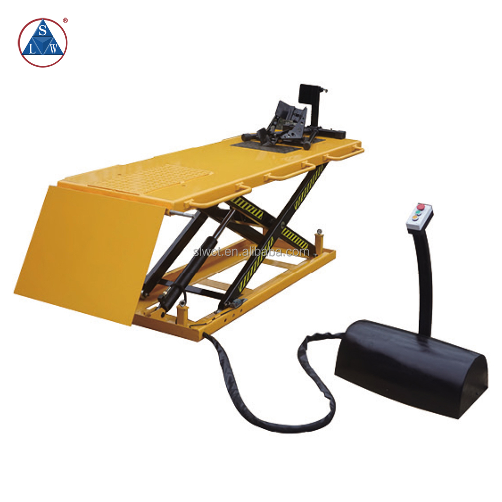 500kg Hydraulic Powered Electric Motorcycle Lift - Buy Electric Motorcycle  Lift,Powered Electric Motorcycle Lift,Hydraulic Powered Electric Motorcycle