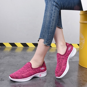 A zapatos de las mujeres fashion sneakers custom shoes zapatillas mujer Sapatos femininos flat casual shoes chaussure femme