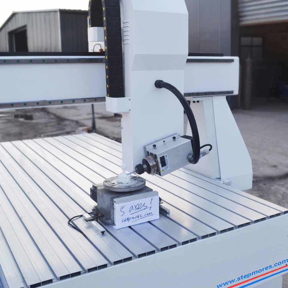 Three heads 3d relief cnc wood router china mainland wood router - 5 Axis Cnc Wood Carving Machine 5 Axis Cnc Wood Carving Machine Suppliers And Manufacturers At Alibaba Com