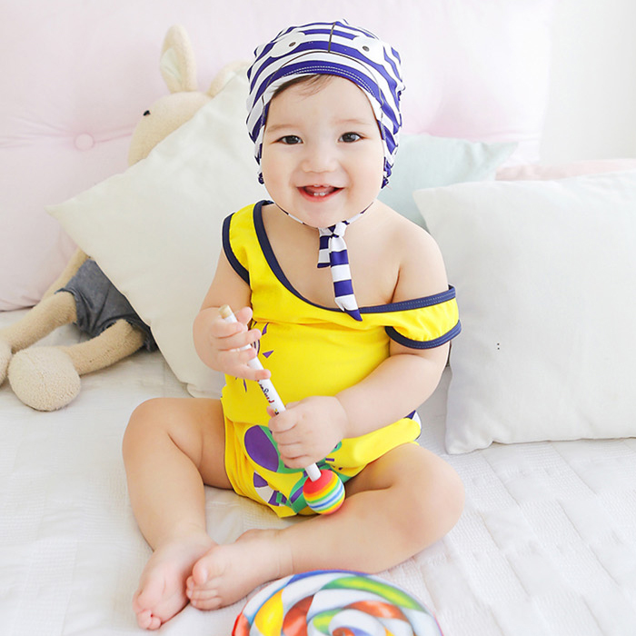 No matter what type of swimwear your child wants and no matter what type you need them to wear, SwimOutlet has it all. Popular brands, like Billabong, iPlay, Speedo, and Tidepools, offer a wide variety of swimwear for children of all ages.