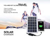 Best sellling product solar cell phone charger with low price