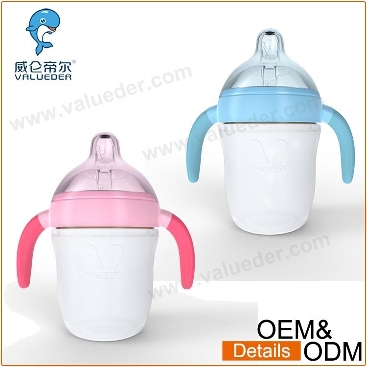 Baby Supplies BPA Free Gel Silicone Warmer Baby Product Thailand Feeding  Bottles