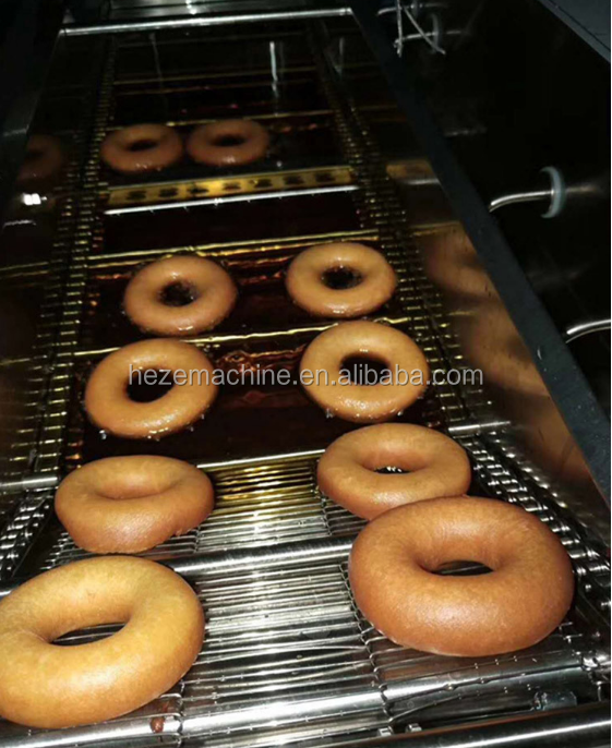 Commercial Industrial Automatic Doughnut Machine/automatic Electric And Gas Donut Maker Doughnut Making Machine