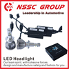 NSSC powered led headlight 9-32V innovative hid xenon auto headlight kits LED headlight