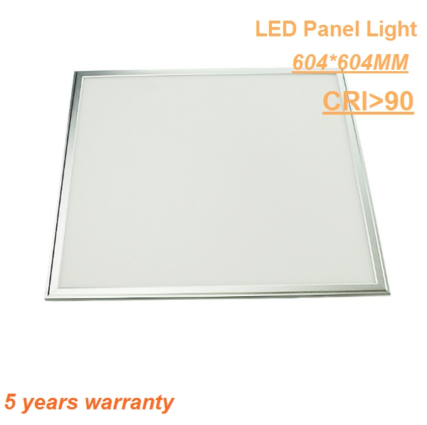 High cost performance IRC>85 5630 40W 600x600 ultra thin led panel light/Dalle led