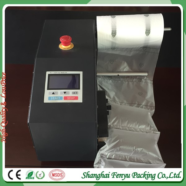 Selling inflatable air pillow bags making machine