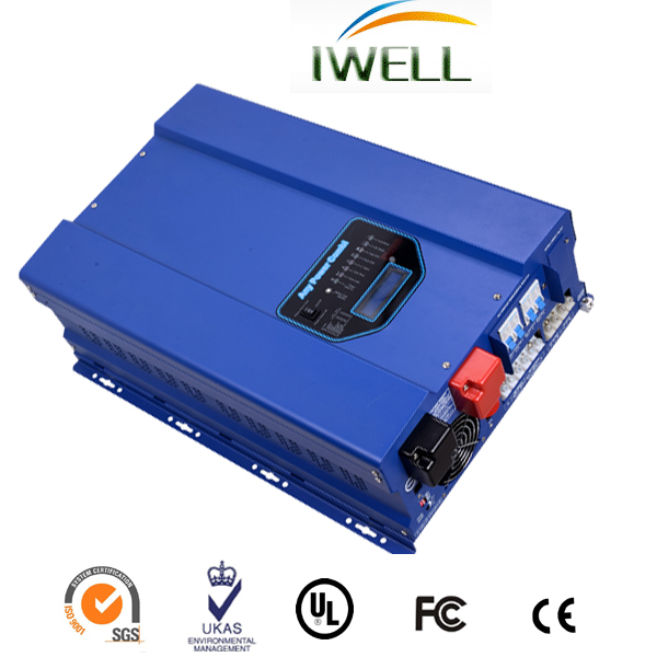 10kVA Off-Grid single phase Solar Panel Power System Inverter