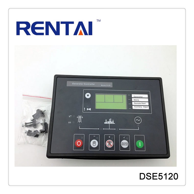China Generator Eelectronic Genset Automatic Controller DSE 5120