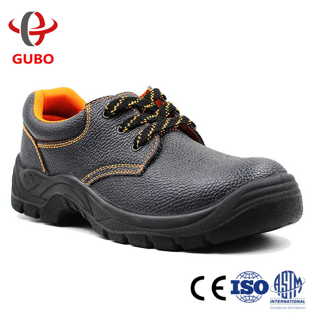 free sample industrial environment protection low steel plate insole safety shoe - Free Sample Shoes