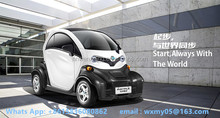 used cars left steering and 4-wheel electric vehicle Type cheap electric cars for sale