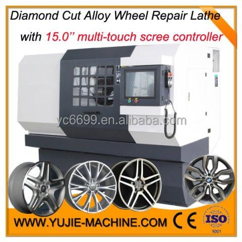 chine alliage jante r paration cnc tour de r paration de roue de voiture tour machine awr23. Black Bedroom Furniture Sets. Home Design Ideas
