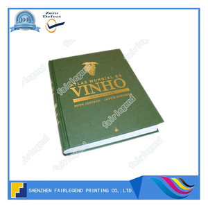 Manufactory Professional Hardcover/Casebound Book Printing Service