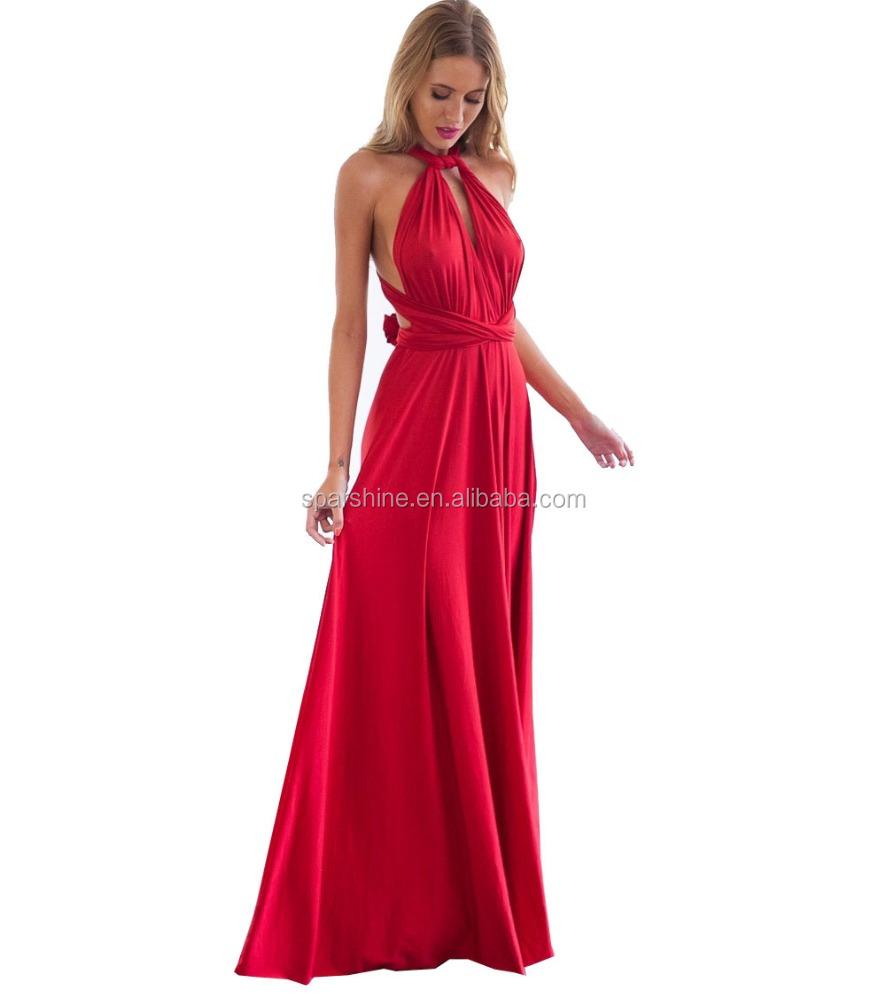 Modelos de vestidos de dama de matrimonio