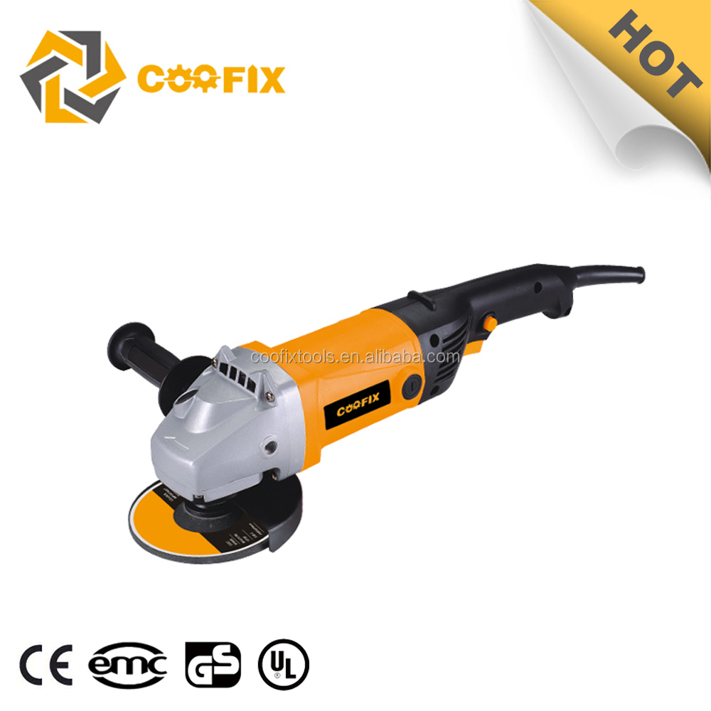 Model CF81505 P Top Quality Water Angle Grinder with wheel guard