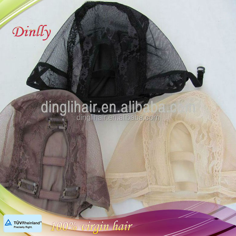 Different Kinds Of Lace Wig Caps For Wig Making Silk Base Wig Cap ...