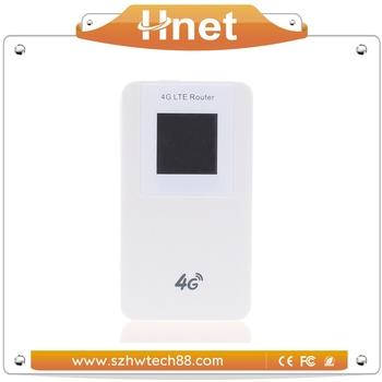 แบบพกพา4กรัมไร้สายwifi Router Modemสากลเราเตอร์ที่มีช่องใส่ซิม