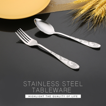 Special design creative tableware italian dinnerware sets spoon and fork set flatware set 18/10 & Special Design Creative Tableware Italian Dinnerware Sets Spoon And ...