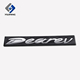 Custom steering wheel emblem and exquisite 3d car logo stickers for car bodys