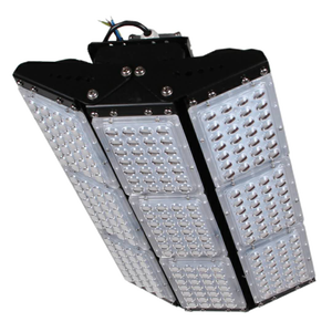 Adjustable CE Approved 60000 lumen 500w most powerful ip66 Outdoor dimmable led flood light fixtures