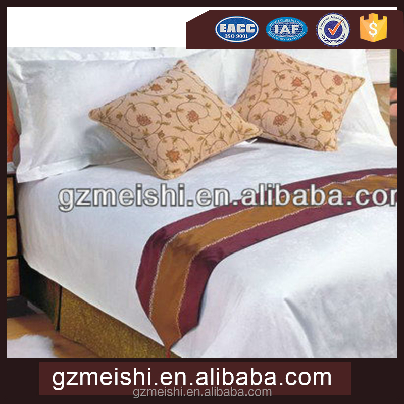 China Manufacturer Queen Size 300tc Star Hotel Room Linens