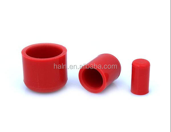 silicone rubber end cap