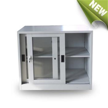Steel Pantry Cabinet Flat Pack Key Lock Small Kitchen Cupboard ...