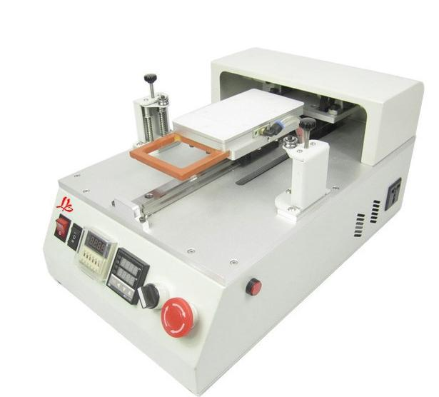 Free shipping! 110/220V LY 948V.2 semi automatic LCD separator Machine with built-in vacuum pump for LCD Refurbishment