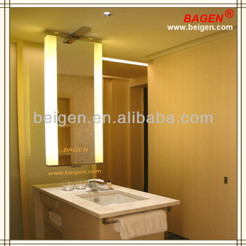 Wall Amounting Led Acrylic Mirror