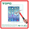 Anti shock fingerprint Tempered Glass screen protector 0.3mm round edge 9h for ipad mini 1/2/3/4/pro