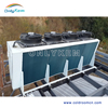 coppler pipe air condenser for meat cold room
