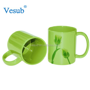2018 Vesub Top 10 Sell Products-Blank Sublimation Full Color Mugs