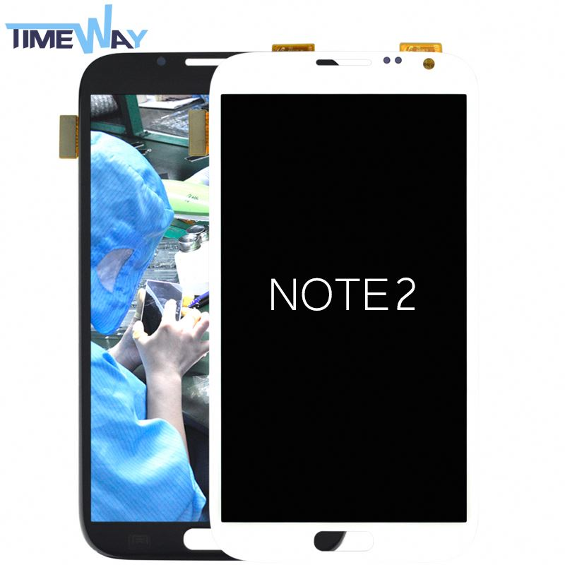 2017For Samsung S2 S3 S5 S6 edge Note 2 3 4 Lcd screen Repair/ Lcd refurbish service/ display lcd screen