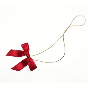 ribbon bow pre-made bow for cake packaging/large ribbon bow/fancy bows made ribbon