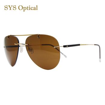 08174509d7c9 2017 Italian Style Cat 3 Uv400 Ce Rimless Men Sunglasses - Buy ...